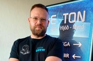 Kristmundur Þór Guðjónsson